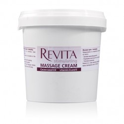 MASSAGE CREAM  STIMULATING 1 kg